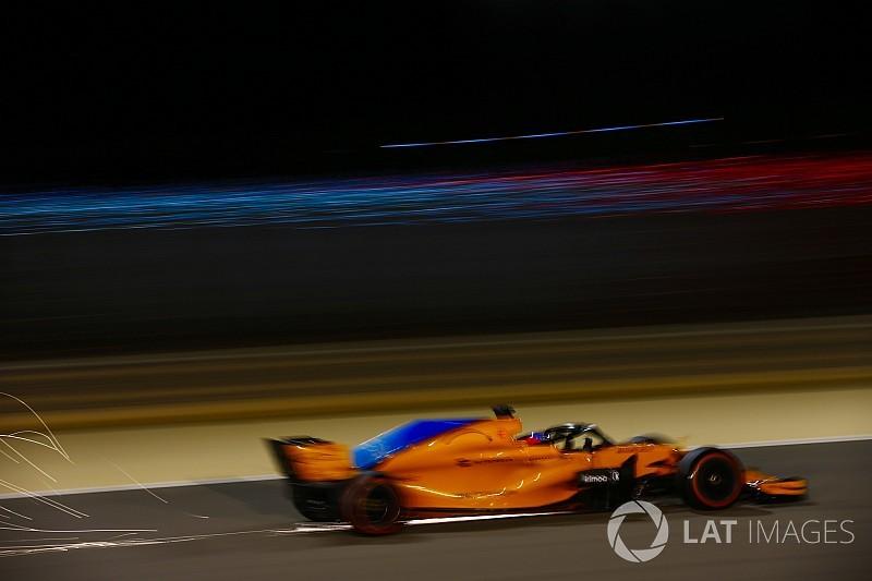 McLaren, Bahreyn'deki performansı karşısında şaşkın