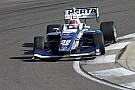 Indy Lights Colton Herta centra il successo nonostante il caos della prima curva
