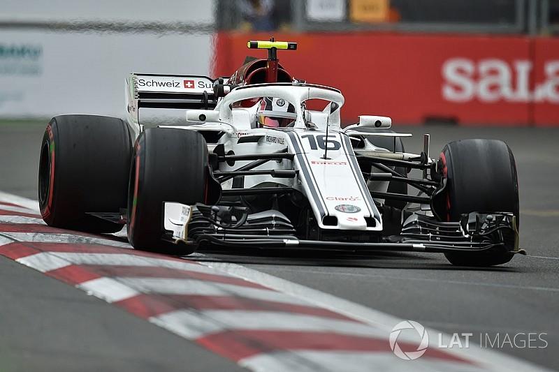 F1, TV için yeni bir grafik deniyor