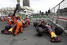 Red Bull discutiu perspectiva de acidente antes de corrida