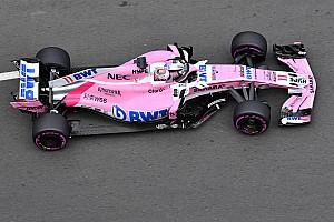 Forma-1 Motorsport.com hírek Force India: