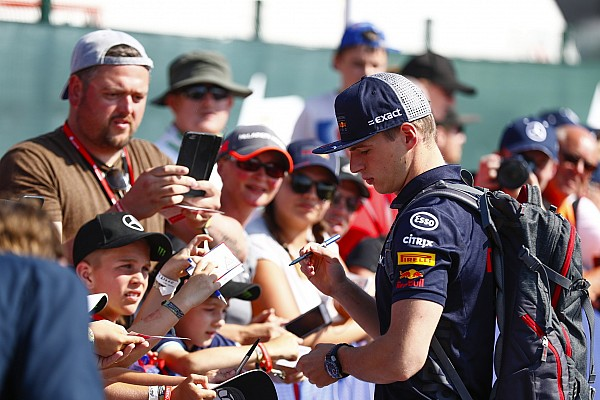 Formula 1 Breaking news Access to Formula 1 drivers has gone