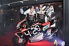 Time de Granado apresenta pintura de moto na Itália