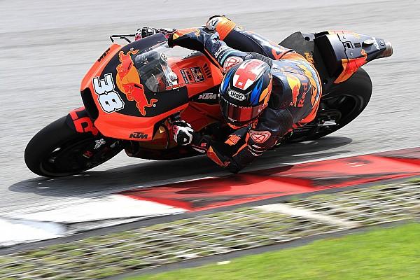 KTM in Sepang: