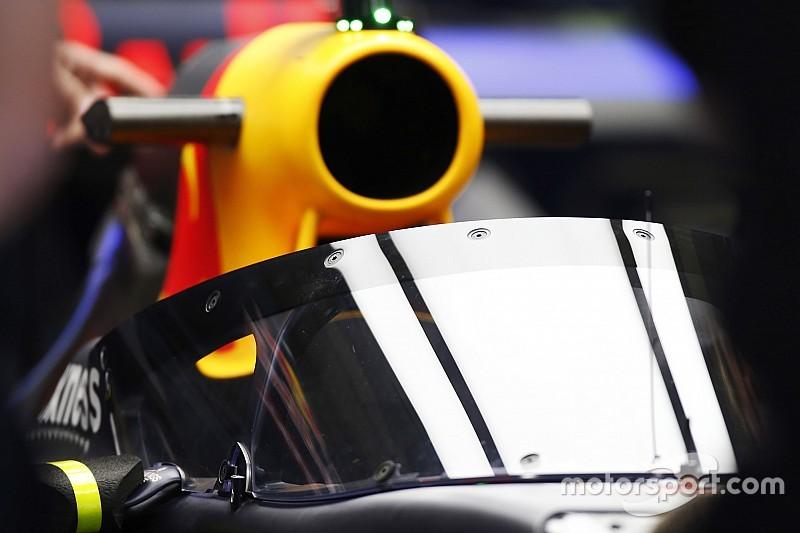 FIA: Aeroscreen 'lang niet zo effectief' als halo in Spa-crash Leclerc