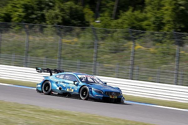 Mercedes-győzelem a DTM szezonnyitóján: Glock a dobogón