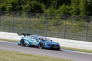 DTM Relato da corrida Paffett lidera 1-2 da Mercedes em Hockenheim; Farfus é 15º