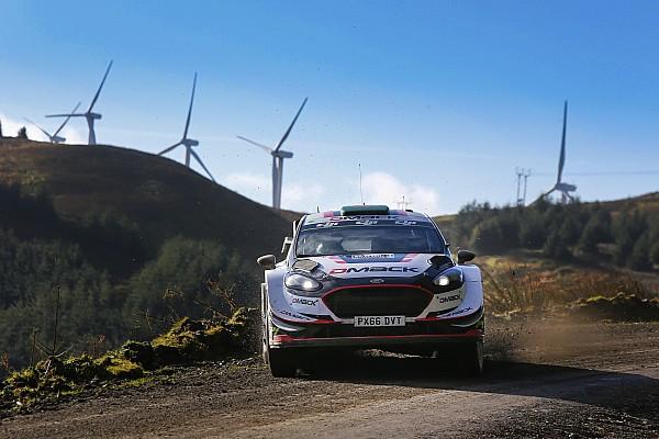 Elfyn Evans: Erster WRC-Sieg ausgerechnet in der Heimat