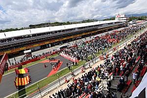 Fórmula 1 Últimas notícias Barcelona se defende de críticas após hino catalão na F1