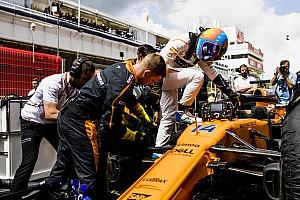 Forma-1 Statisztikák Több, mint 7 ezer kilométert tett meg a McLaren műszaki hiba nélkül