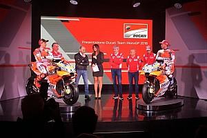 MotoGP I più cliccati Fotogallery: presentazione Ducati Team MotoGP 2018