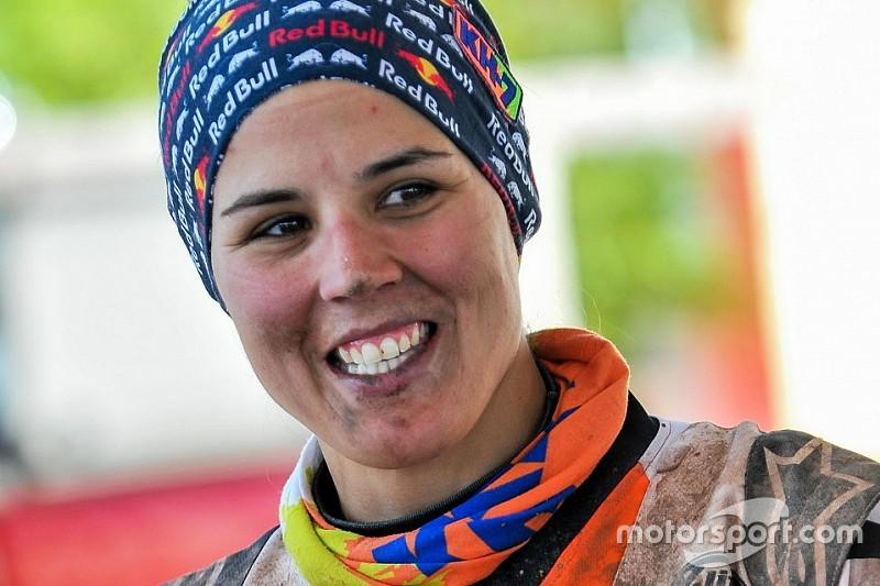 Dakar, 12° posto coi fiocchi per Laia Sanz: