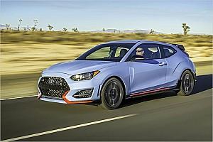Automotive News Das ist der Hyundai Veloster N