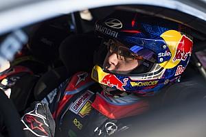 WRC Son dakika Neuville test kazasında aracıyla köprüden aşağı düştü