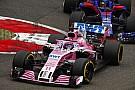 Force India: Потолок бюджетов сотрет границы между командами Ф1