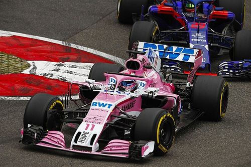 The confusing history of F1 team name changes