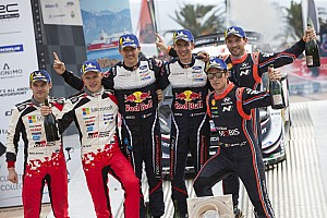 WRC Reaktion Sebastien Ogier wundert sich: