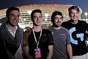 阿隆索组建电子竞技车队