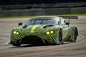 WEC Breaking news Turner: 2018/19 no learning season for Aston Martin