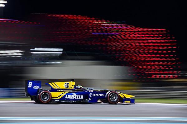 FIA F2 比赛报告 罗兰轻松赢下阿布扎比主赛