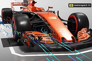Відеоаналіз аеродинаміки: переднє антикрило боліда Ф1