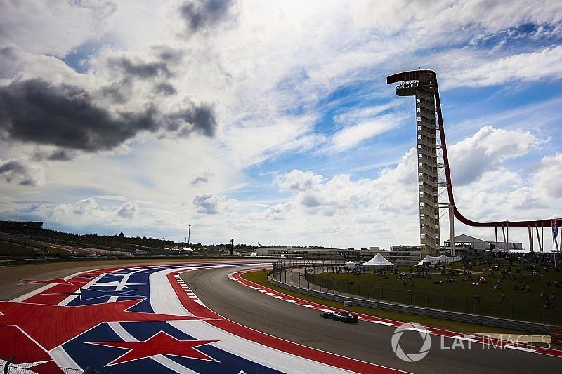 Formel-1-Wetter Austin: Kein Regen im Qualifying