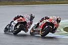 MotoGP MotoGP-Duell bis zur letzten Kurve: Dovizioso und Marquez schwärmen