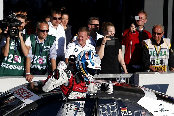 DTM Motorsport.com hírek Rast a legjobb újonc akart lenni, erre rögtön DTM-bajnok lett