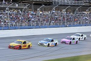 NASCAR Cup News Besondere Strategie: Ford siegt mit vereinten Kräften in Talladega