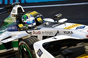 Formula E Son dakika Di Grassi: Audi FE dayanıklılık sorunları