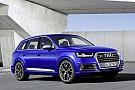 Audi SQ7 TDI is dankzij nieuwe V8 de snelste SUV-diesel ooit