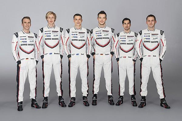 WEC News Bildergalerie: Das sind die Porsche-Fahrer für WEC & Le Mans 2017