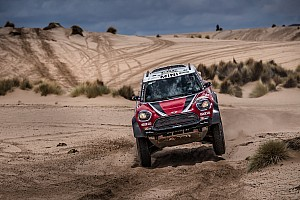 Dakar Breaking news Hirvonen feels second Dakar run deserved better result