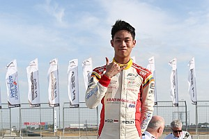 Formula 4 SEA Race report F4/SEA Buriram: Presley dominasi Race 3, Keanon P7
