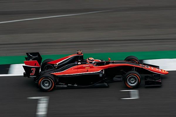 GP3 Kwalificatieverslag GP3 Silverstone: Russell domineert kwalificatie, Schothorst op P14
