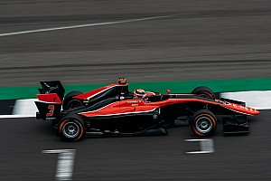 GP3 Qualifying report Silverstone GP3: Russell leads ART 1-2-3 in qualifying