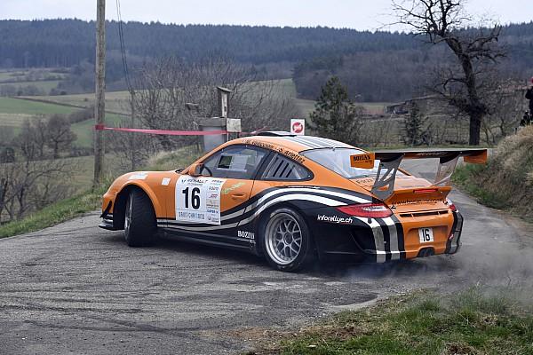 Bildgalerie: Sieg von Sébastien Carron bei der Rallye Pays du Gier