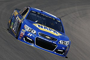 NASCAR Cup Practice report Chase Elliott leads practice once again Saturday morning