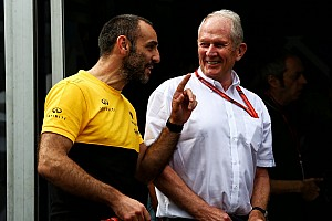 Renault limitó a Red Bull, asegura Marko