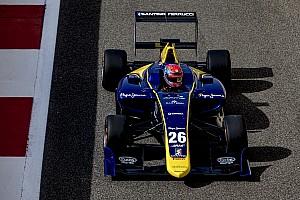 GP3 Breaking news F1 juniors spearhead DAMS GP3 line-up