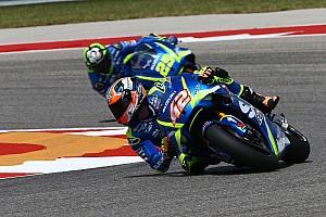 """MotoGP Entrevista Alex Rins: """"No es nada fácil por lo que está pasando Iannone"""""""