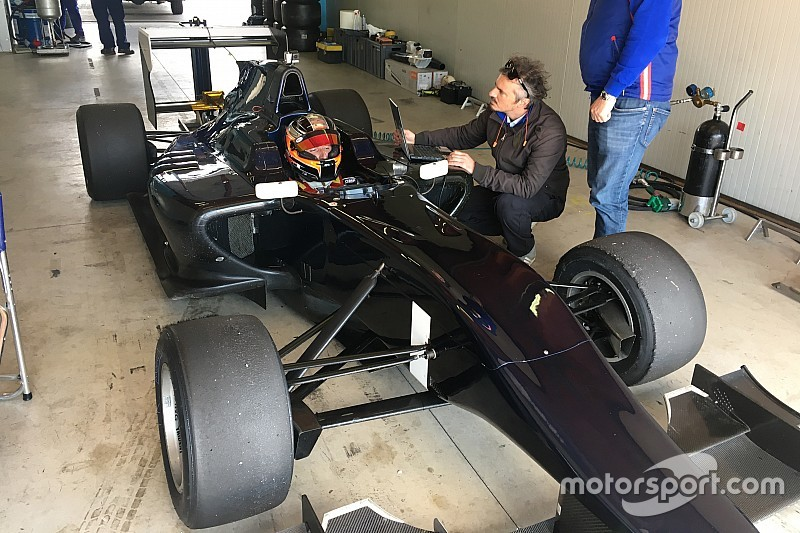 Nach WEC-Aus: Robert Kubica testet GP3-Auto