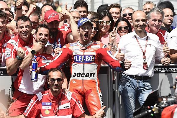 MotoGP Forza Ducati. Главные события Гран При Италии