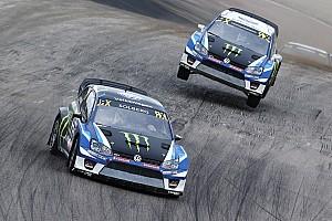 Rallycross-WM News Petter Solberg: