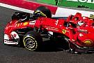 【F1】イギリスGPタイヤ選択:攻撃的フェラーリと、保守的メルセデス