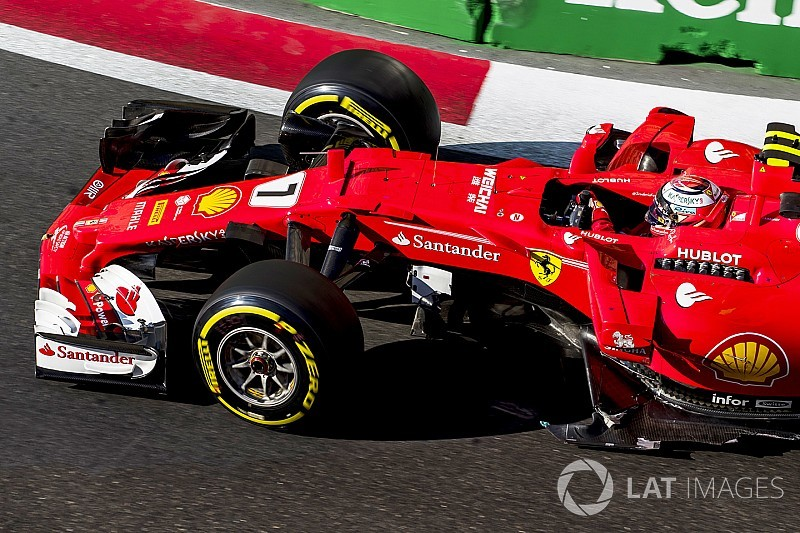 Ferrari pilih strategi ban yang agresif untuk GP Inggris Raya