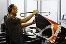 McLaren instala un concepto radical del T-wing