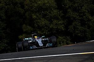 Fórmula 1 Relato da corrida Hamilton segura pressão de Vettel e vence em Spa; Massa é 8º