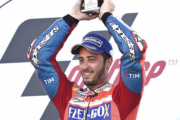 MotoGP Довициозо: До Сильверстоуна меня не воспринимали всерьез