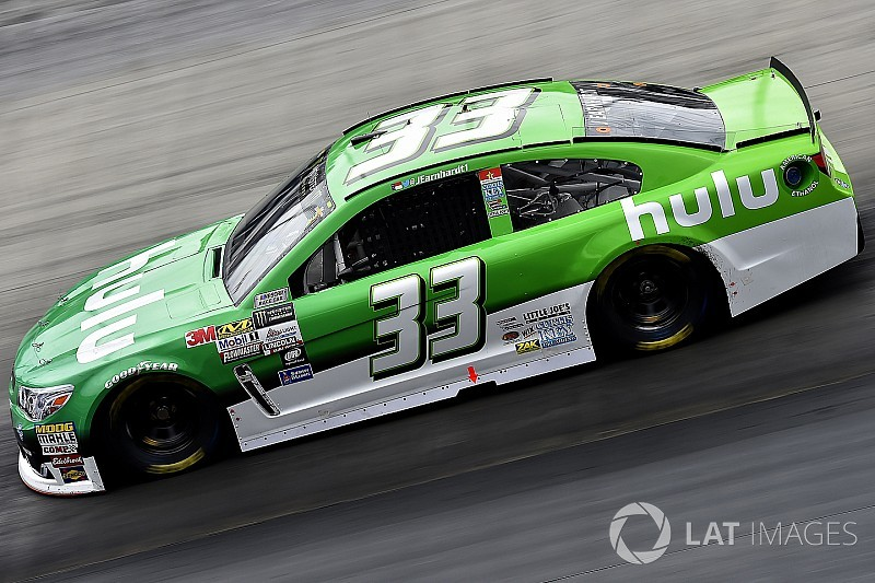 Jeffrey Earnhardt without a ride after Circle Sport and TMG split